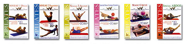 Collection Pilates